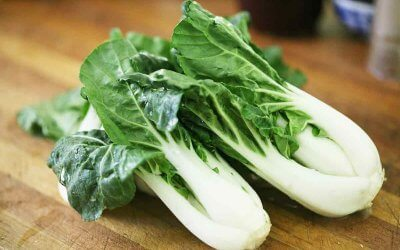 Bok Choy for Breakfast